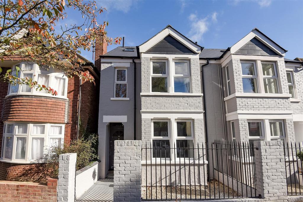 4 Bedrooms Semi Detached House for sale in Stapleton Road, Headington, Oxford
