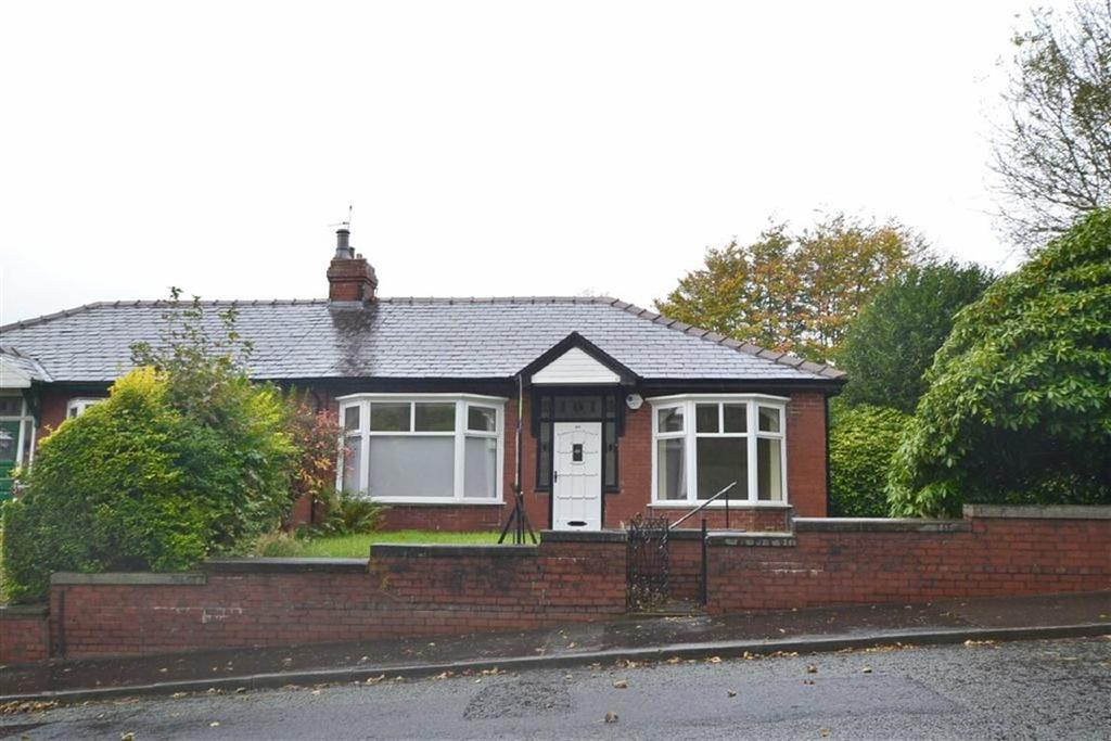 2 Bedrooms Semi Detached Bungalow for sale in Marsden Road, Burnley, Lancashire