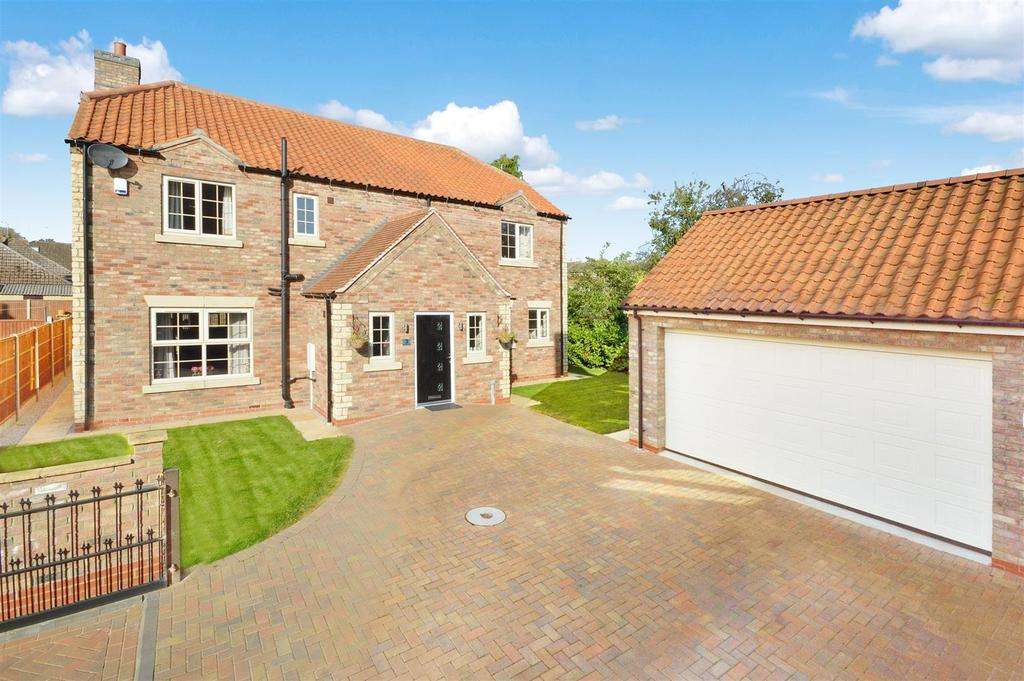 4 Bedrooms Detached House for sale in The Waterfords, Cherry Willingham, Lincoln