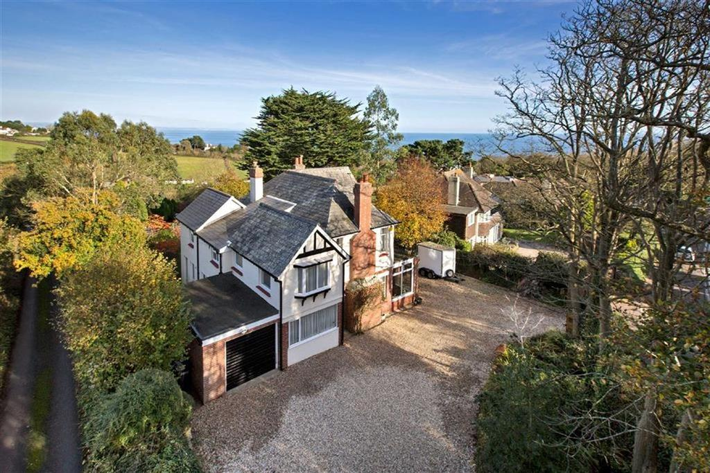 4 Bedrooms Detached House for sale in Teignmouth Road, Maidencombe, Torquay, TQ1