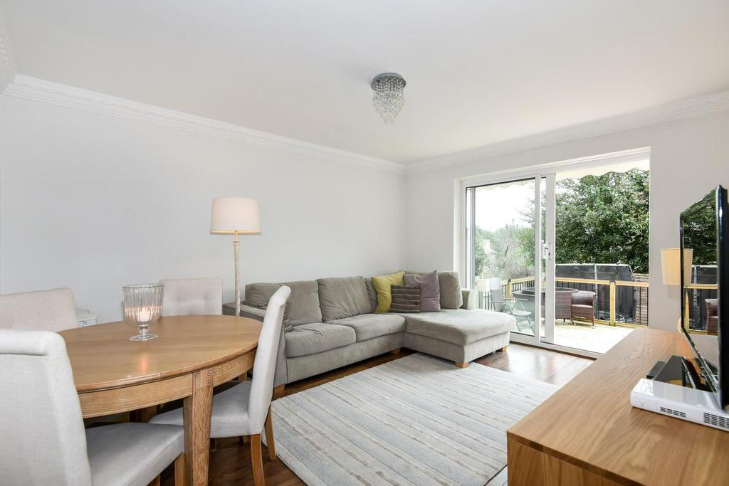 2 Bedrooms Flat for sale in Aylward Road, Forest Hill