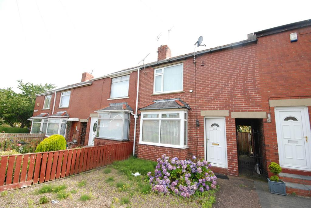 2 Bedrooms Terraced House for sale in Kenton Road, Gosforth