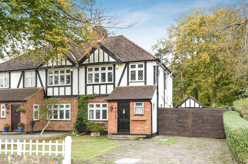 3 Bedrooms Semi Detached House for sale in Gates Green Road West Wickham BR4