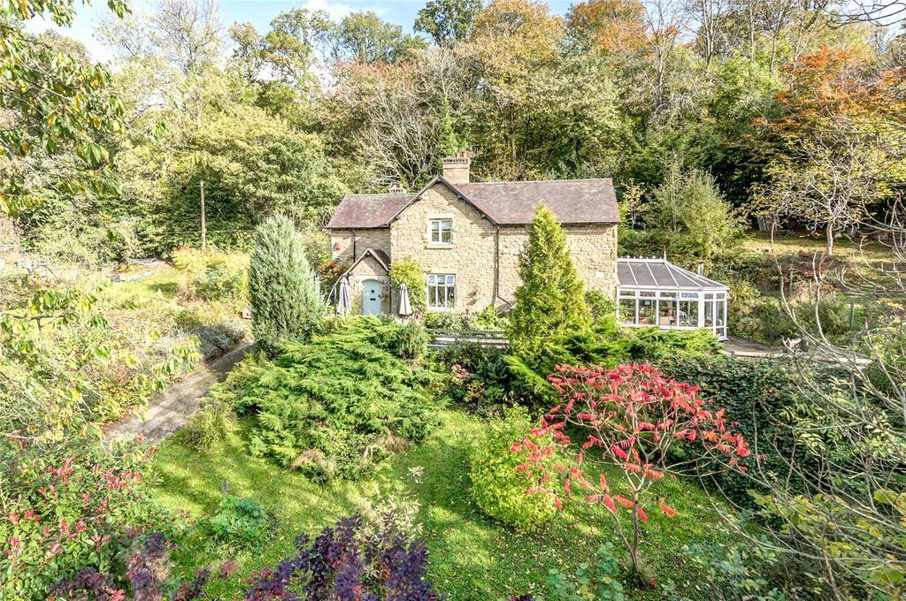 4 Bedrooms Detached House for sale in Whettleton Hill, Whettleton, Stokesay, Shropshire