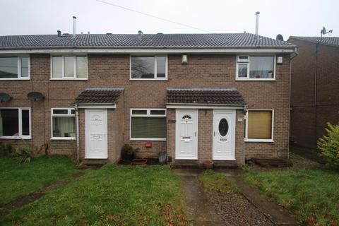 2 bedroom terraced house to rent - LINCOLN GROVE, HARROGATE, HG3 2UD