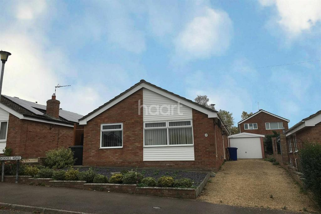 2 Bedrooms Bungalow for sale in Bockhill Road