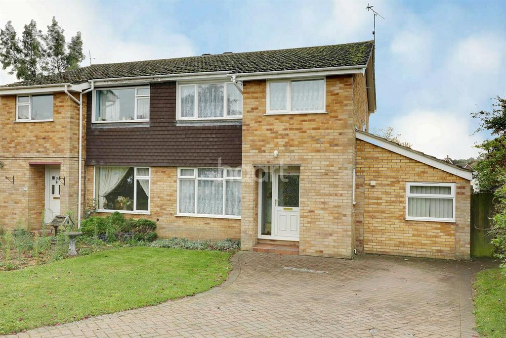 3 Bedrooms Semi Detached House for sale in Raleigh Way, Thetford