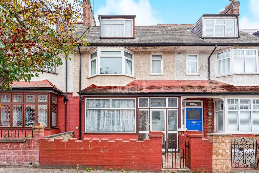 4 Bedrooms Terraced House for sale in Hillbrook Road, Tooting, SW17