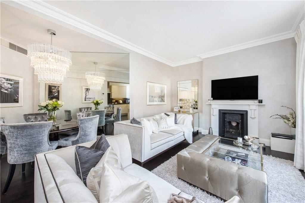 2 Bedrooms Flat for sale in Fleet Road, Hampstead, London, NW3
