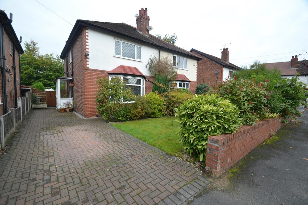 3 Bedrooms Semi Detached House for sale in Campbell Road, Sale