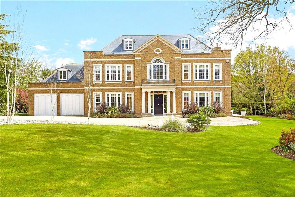 6 Bedrooms Detached House for sale in Pachesham Park, Leatherhead, Surrey, KT22