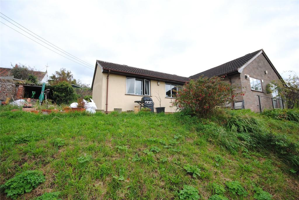 2 Bedrooms Semi Detached Bungalow for sale in The Batch, Draycott, Cheddar, Somerset, BS27