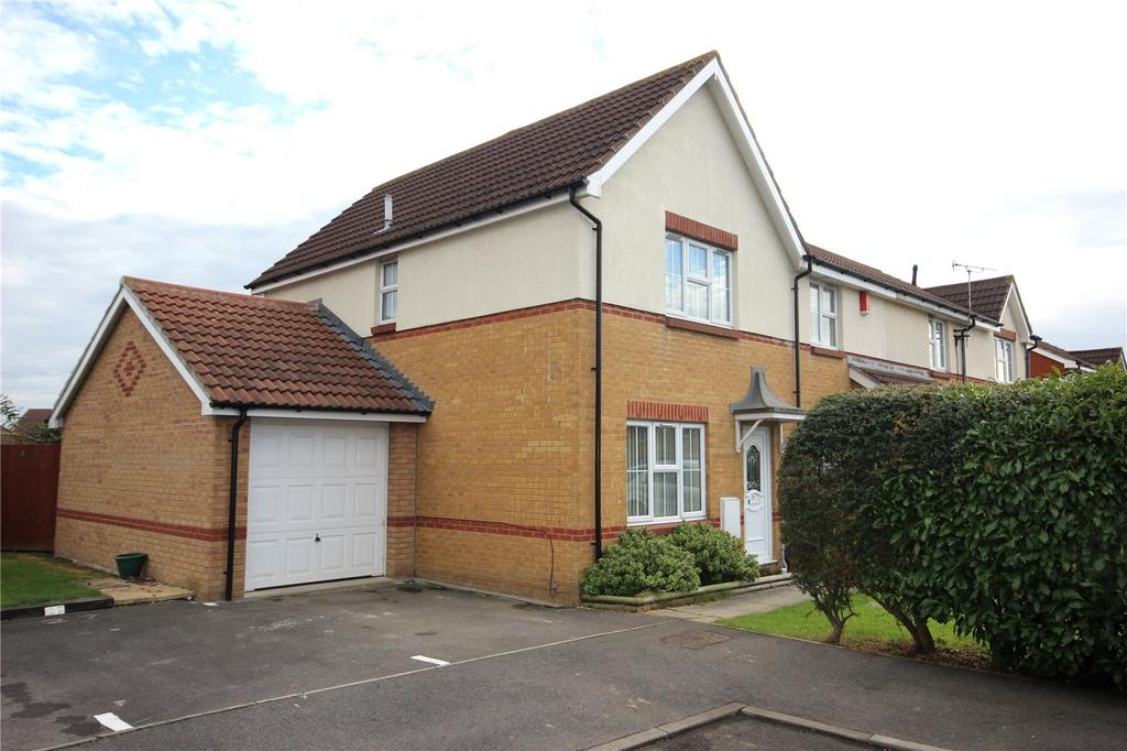 3 Bedrooms End Of Terrace House for sale in The Willows, Bradley Stoke, Bristol, BS32