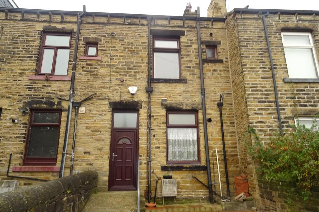 3 Bedrooms Terraced House for sale in Killinghall Road, Bradford, West Yorkshire, BD3
