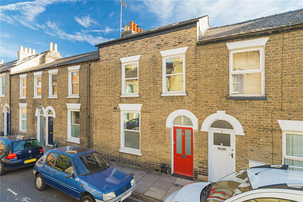 3 Bedrooms Terraced House for sale in Auckland Road, Cambridge, CB5