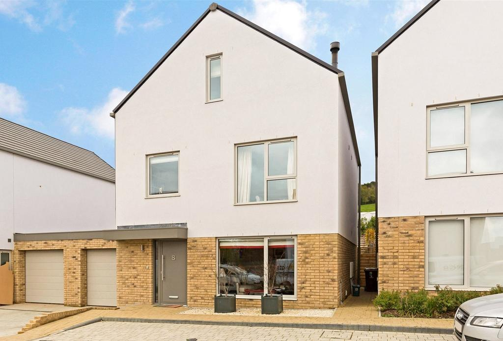 4 Bedrooms Detached House for sale in Leckhampton Views, Leckhampton, Cheltenham, Gloucestershire, GL53