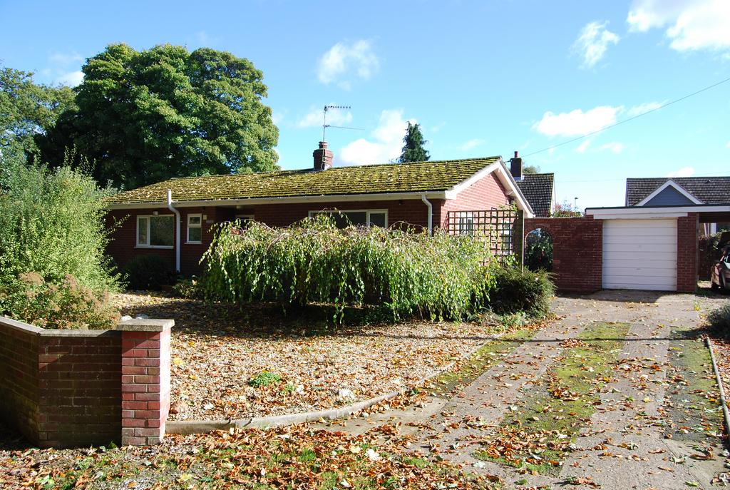 2 Bedrooms Detached Bungalow for sale in Rolling Pin Lane, Dereham NR19