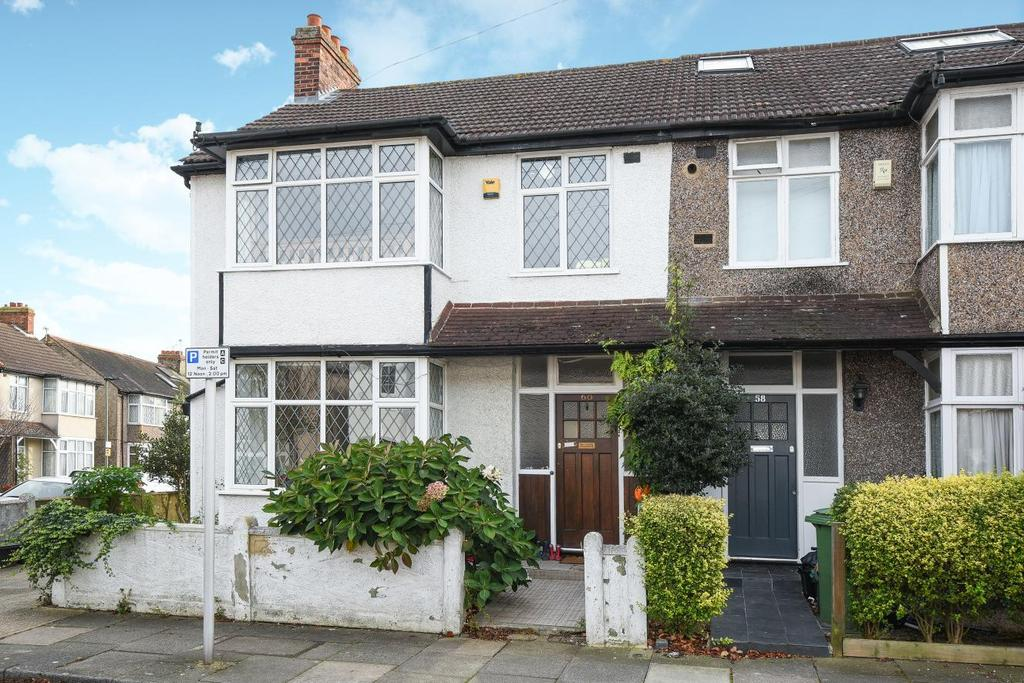 3 Bedrooms End Of Terrace House for sale in Bourne Road, Bromley