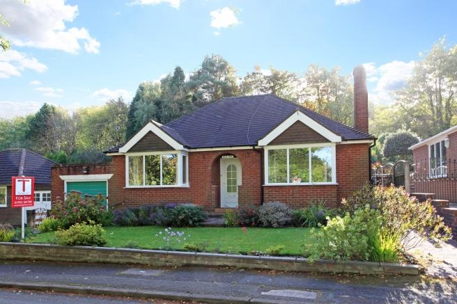 2 Bedrooms Detached Bungalow for sale in Brae-Side, 12 Mount View Road, Oakengates, Telford, Shropshire, TF2 0BN