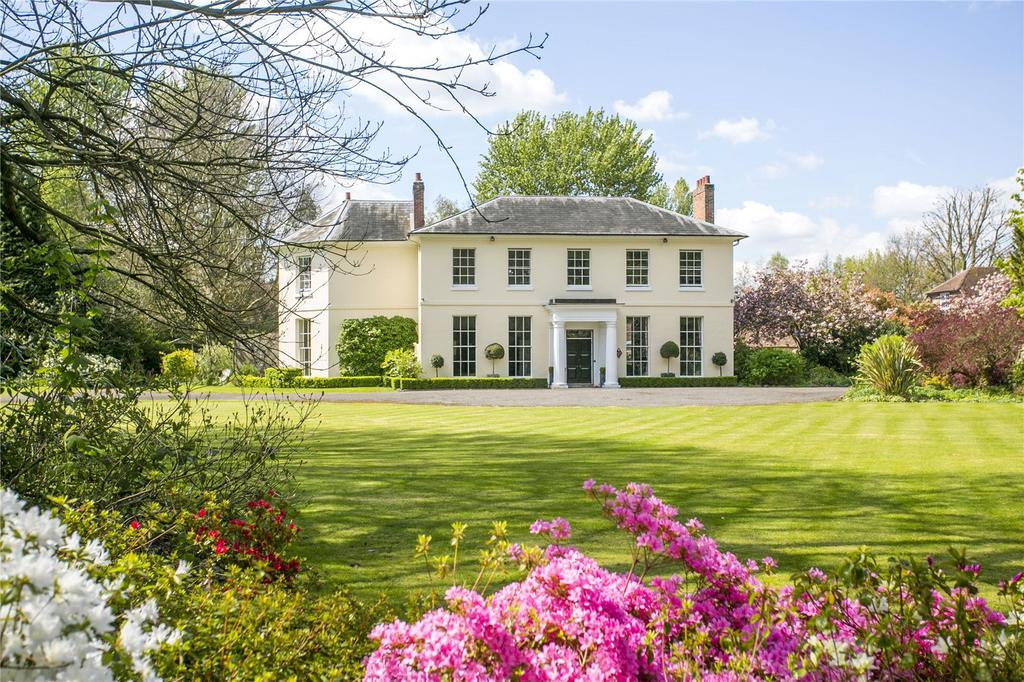 7 Bedrooms Detached House for sale in Lavenders Road, West Malling, Kent