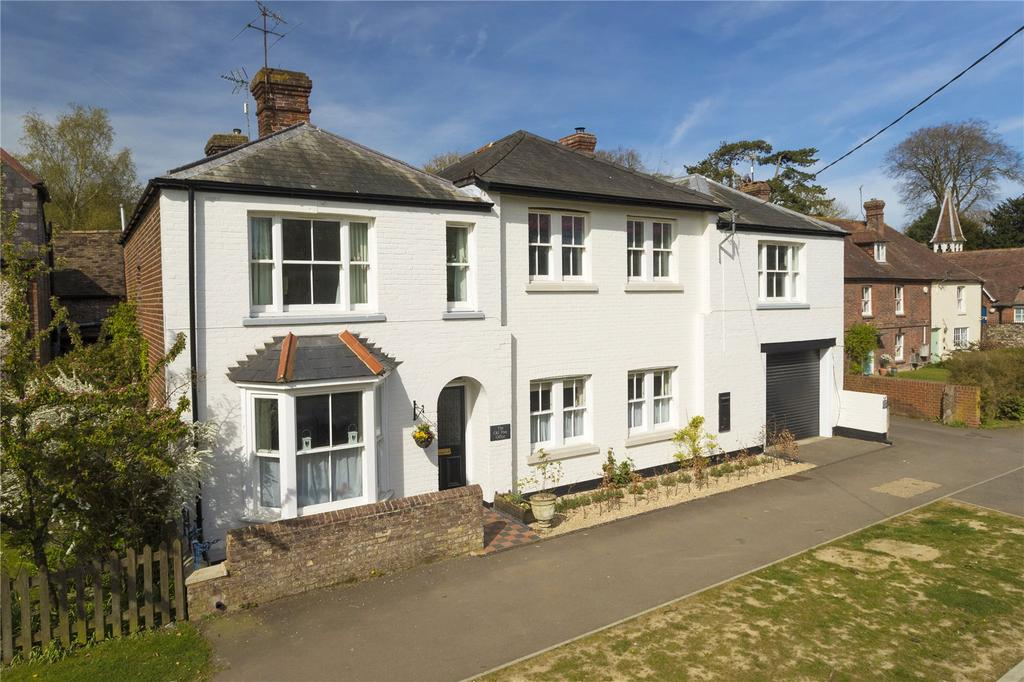 6 Bedrooms Detached House for sale in Valley Road, Barham, Canterbury, Kent