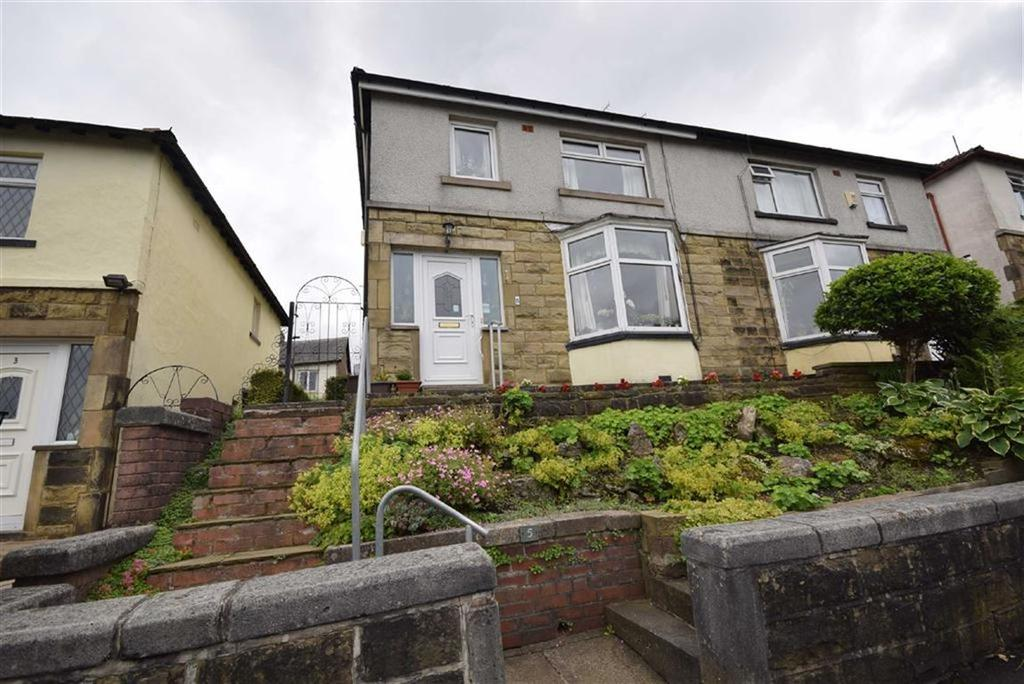 3 Bedrooms Semi Detached House for sale in Leamington Street, Nelson, Lancashire