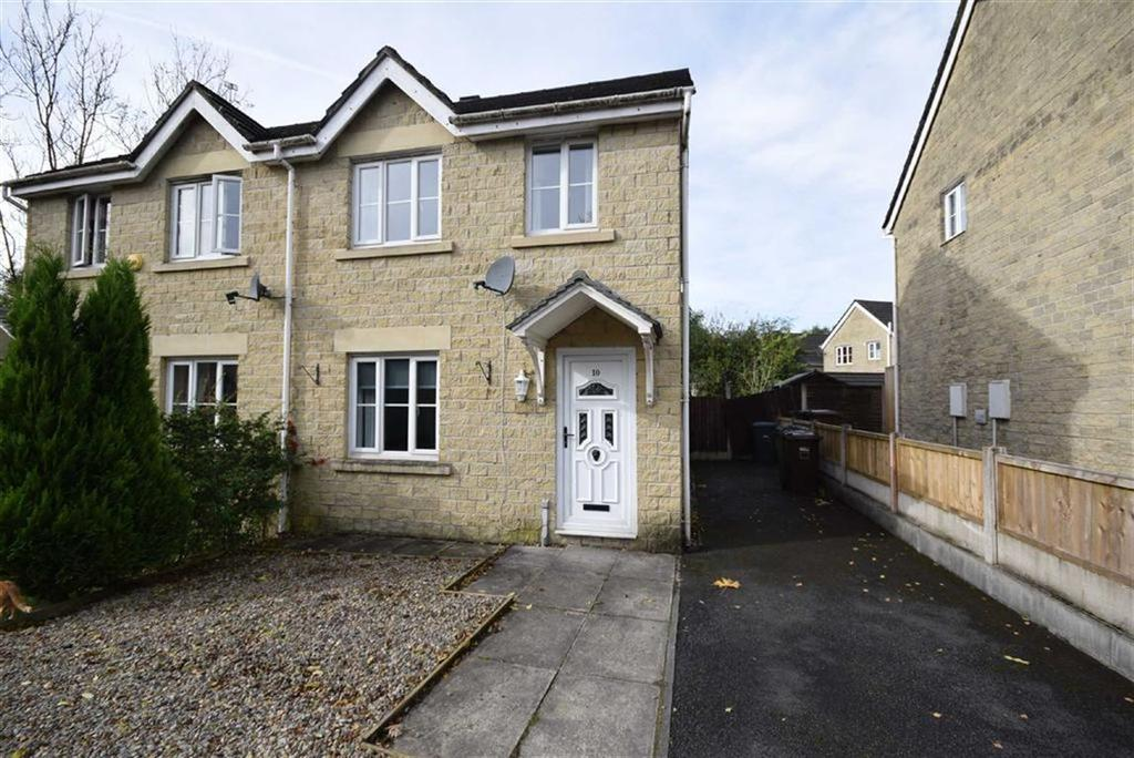 3 Bedrooms Semi Detached House for sale in Wood Clough Platts, Brierfield, Lancashire