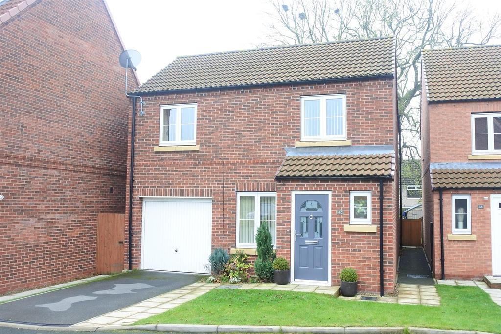 3 Bedrooms Detached House for sale in Calvert Way, Bedale