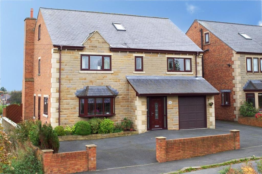 4 Bedrooms Detached House for sale in Low Moor Side Lane, New Farnley