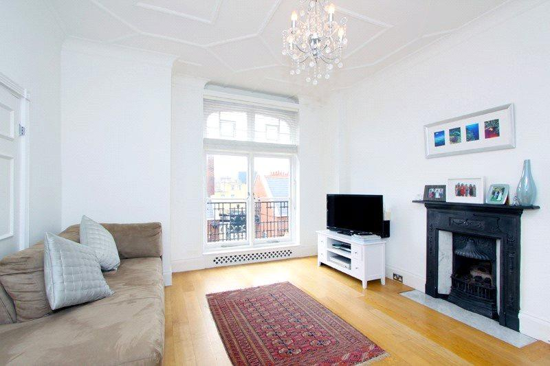 2 Bedrooms Apartment Flat for sale in Portman Mansions, Chiltern Street, London, W1U