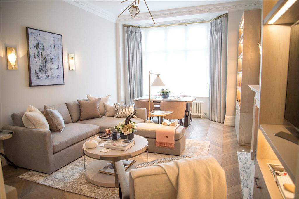 2 Bedrooms Apartment Flat for sale in Mount Street, London, W1K