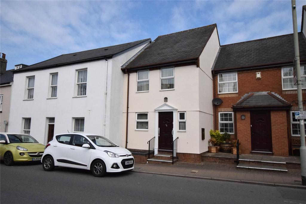 2 Bedrooms Retirement Property for sale in High Street, Honiton, Devon