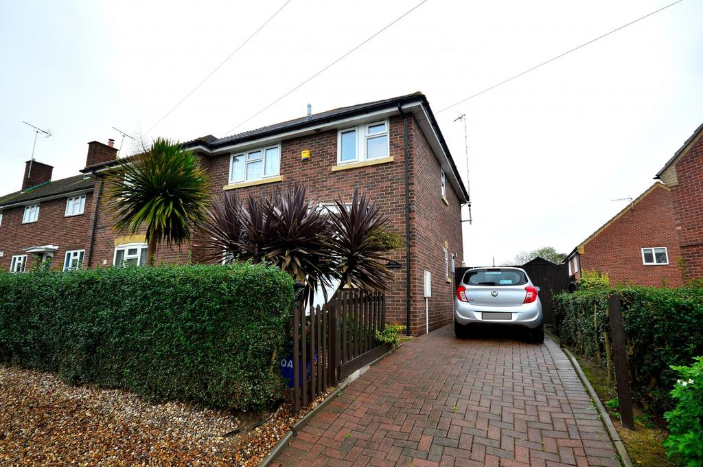 3 Bedrooms Semi Detached House for sale in Staplers Heath, Great Totham, Maldon, Essex, CM9
