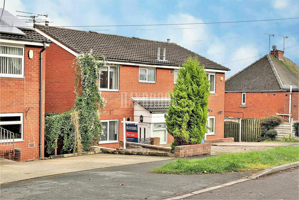 3 Bedrooms Semi Detached House for sale in Park Crescent, Ecclesfield