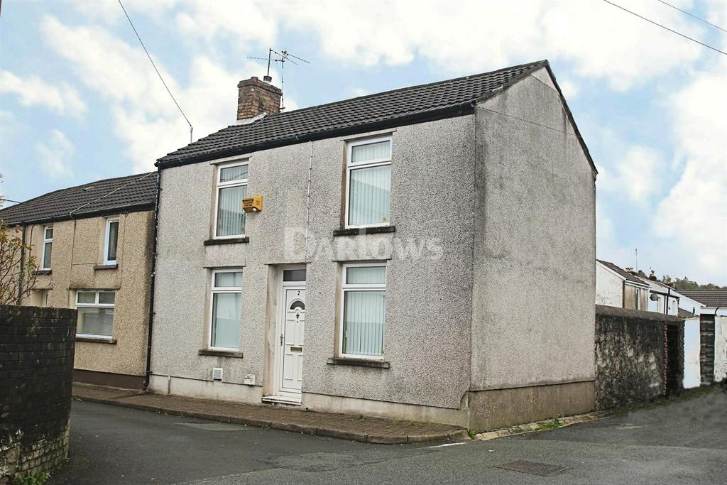 2 Bedrooms End Of Terrace House for sale in Old Church Street Cefn Coed Merthyr Tydfil
