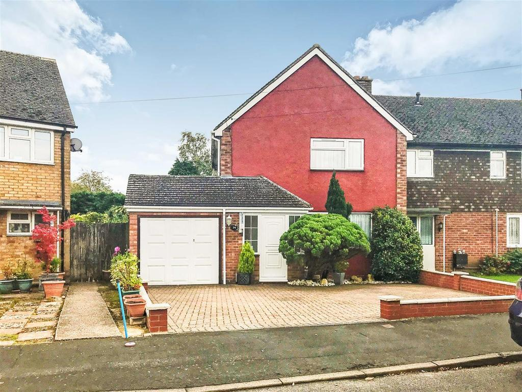 3 Bedrooms Semi Detached House for sale in Frances Road, Harbury, Leamington Spa