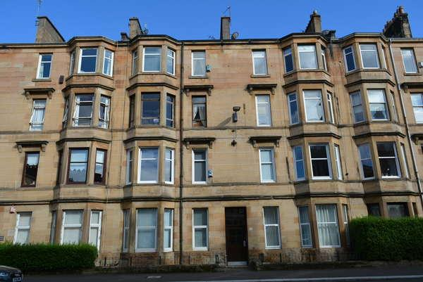 2 Bedrooms Flat for sale in 0/1, 293 Kilmarnock Road, Shawlands, Glasgow, G43 1TU