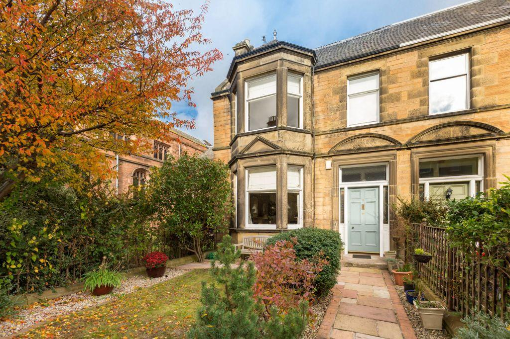4 Bedrooms End Of Terrace House for sale in 8 Comely Bank Road, Comely Bank, Edinburgh, EH4 1DW