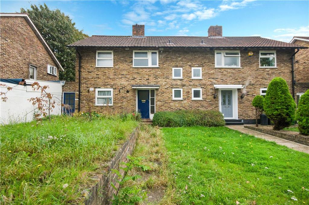 3 Bedrooms Semi Detached House for sale in Canonbury Park North, Islington, London, N1