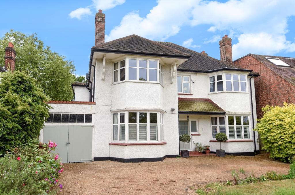 6 Bedrooms Detached House for sale in Belmont Hill London SE13