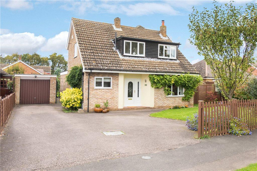 4 Bedrooms Detached House for sale in Sand Lane, Northill, Bedfordshire