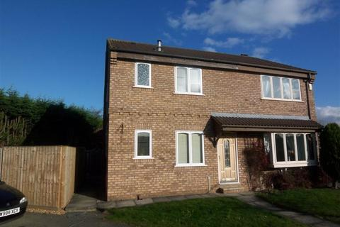 1 bedroom townhouse to rent - LINDLEY WOOD GROVE, CLIFTON MOOR, YORK, YO30 4SR