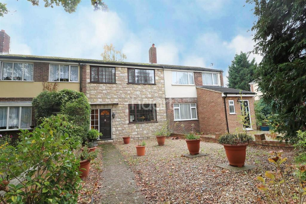 3 Bedrooms Terraced House for sale in Marshall Close, Farnborough