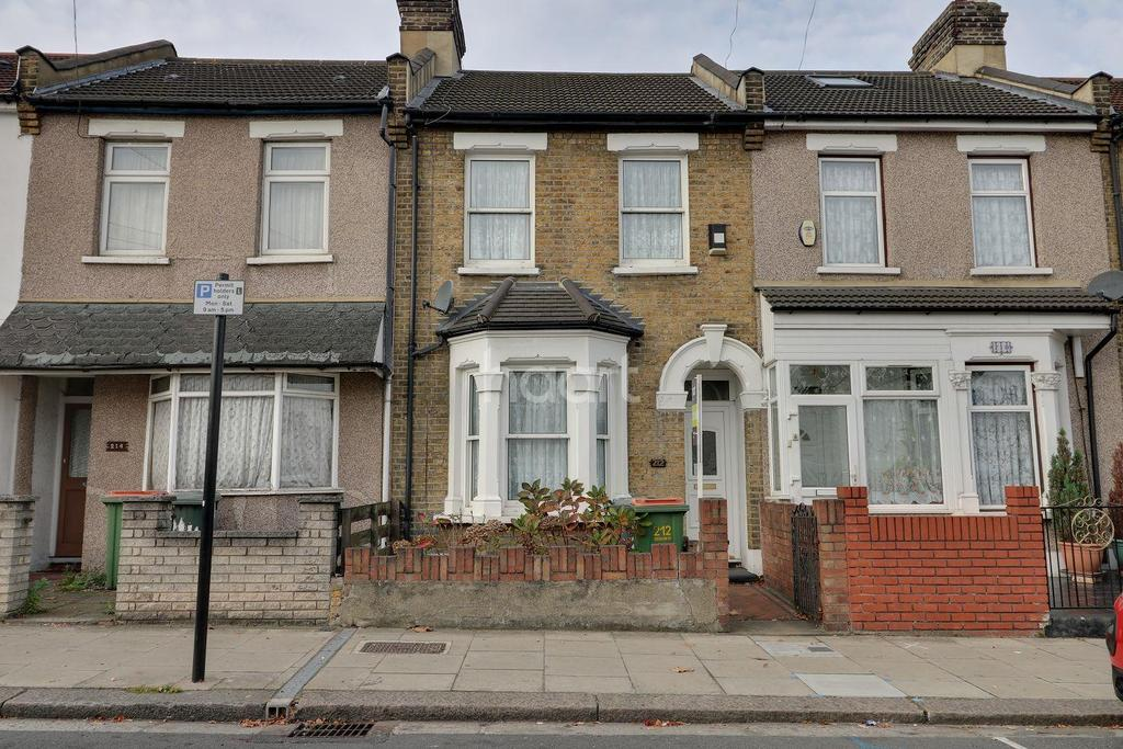 2 Bedrooms Terraced House for sale in Dersingham Avenue, Manor Park