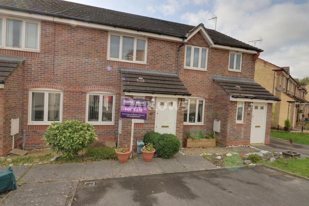 2 Bedrooms Terraced House for sale in Y Cilfford, Caerphilly