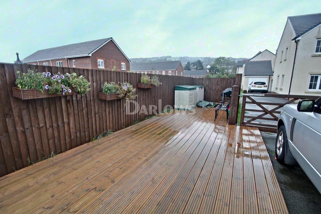 4 Bedrooms Detached House for sale in Parc y Dyffryn, Rhydyfelin