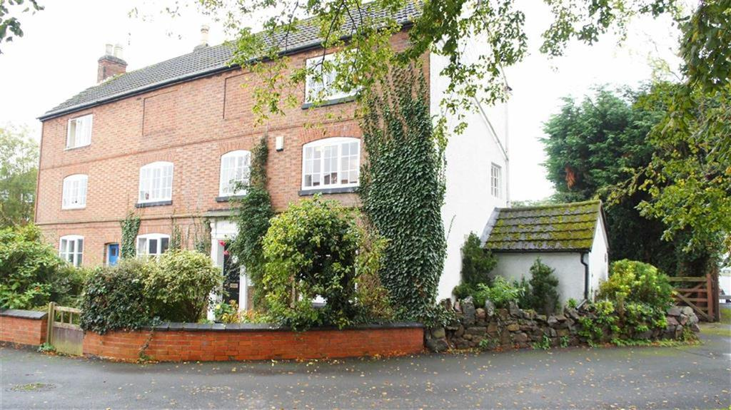 4 Bedrooms Semi Detached House for sale in The Square, Glenfield