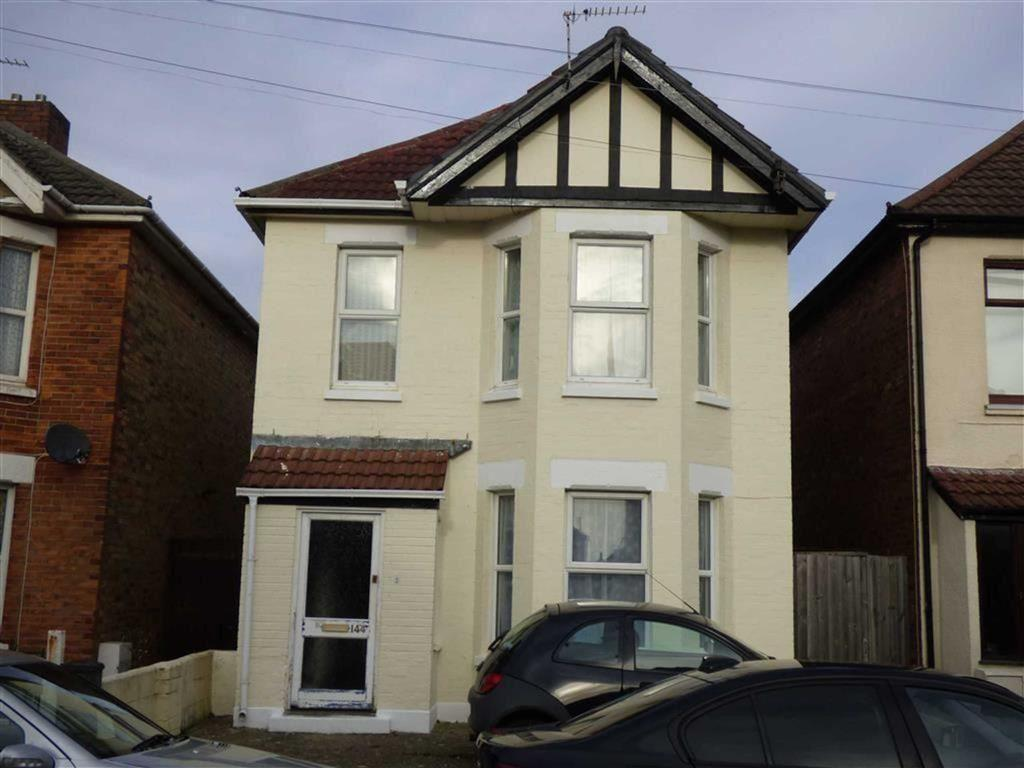 5 Bedrooms Detached House for rent in Shelbourne Road, Students, Bournemouth, Dorset, BH8