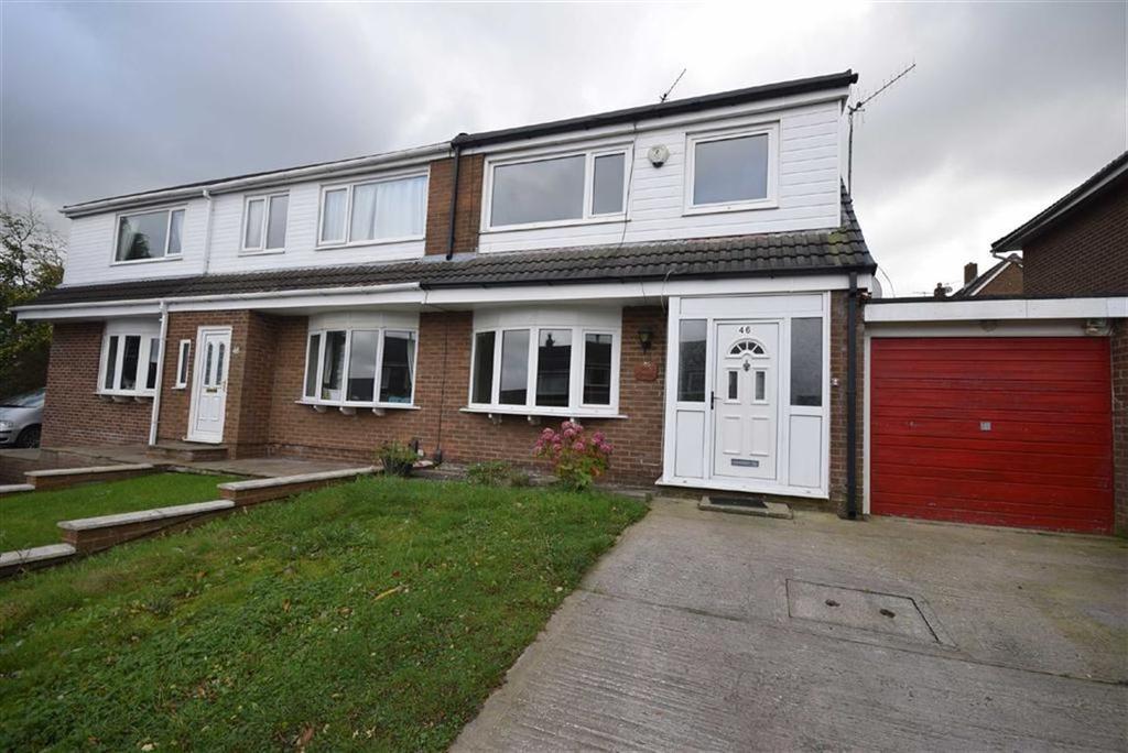 3 Bedrooms Semi Detached House for sale in Lowthwaite Drive, Nelson, Lancashire