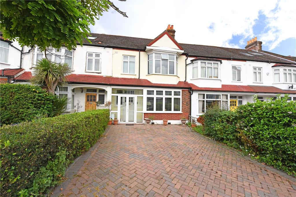 3 Bedrooms Terraced House for sale in Granville Road, London, SW18